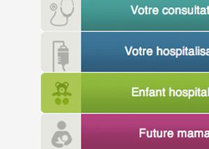 Page d'accueil Clinique Sarrus-Teinturiers